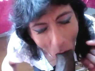 Sucking Black Cock in London