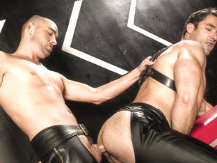Roman Ragazzi & Enrique Currero in Big Bigger Biggest 2, Scene #03
