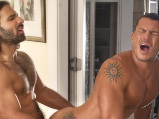 Angelo Marconi & Aybars in Giants, Part 2, Scene #04