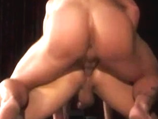 Dirty twinks fuck and spray cum all over the place