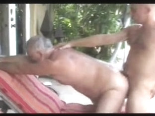 Hot gay couple drill like crazy their tight globes