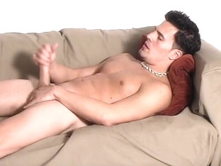 Mark Anthony Jerking Off