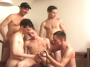 Slender Twinks in Penis Pump Tryouts