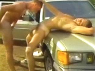Amazing male in horny hunks homo xxx scene