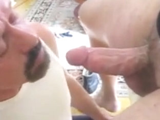 Fun with a big cock neighbor
