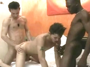 Brazilian Boyfrends Bareback