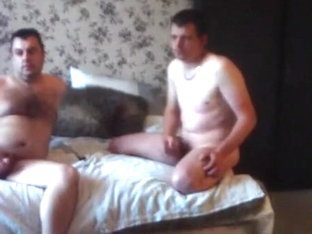 First time jerk off with friend
