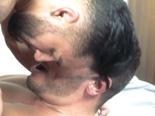 Bruno Bernal & Tyler Roberts in Disturbance - MenNetwork