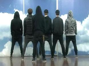 EXO-K PRACTICE DANCE HISTORY