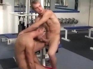 bareback gym buddies