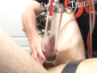 College Boy-Friend Acquires Milked - Part 1