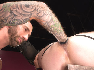 Drew Sebastian & Joel Banks in Butt Stuffers, Scene #04