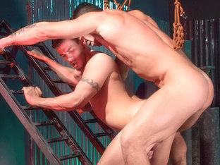Jesse Santana & Trenton Ducati in Cock Tease, Scene #01