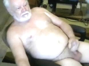 Grandpa stroke on cam 7