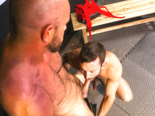 Matt Stevens & Mike Gaite in Striptease Audition Video - MenOver30
