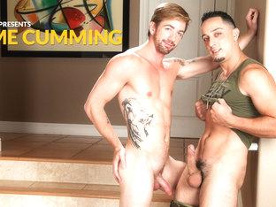 Andrew Fitch & Sean Blue in Home Cumming XXX Video