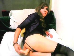 Sexy Paulina Doll Anal orgasm