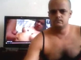 Sissy slut on webcam