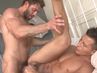 Lusty gays enjoying oral sex at photo set