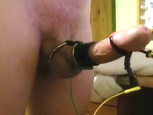 Nice Dick Electro Cum