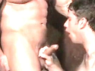 Incredible male in crazy blowjob homosexual xxx video