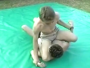 Hein Vs Charlz Wrestling No Sex
