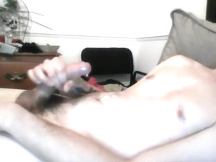 French Boy Cumed On The Stomach