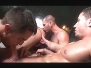 GayRoom To Sexy in the Sauna