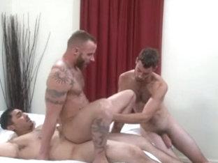 bareback group enjoyment