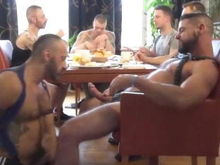 Tex works Alberto hot tattied DADDIES