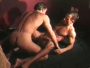 Sexy Beefcake Casey Williams Gets Dick