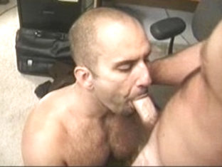 Horny male pornstar in exotic blowjob, bears homosexual adult movie