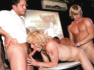 Ggc #35 - Club Butt Fuck Scene 4 - Bromo