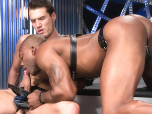 Theo Ford & Osiris Blade in Submissive, Scene 04 - RagingStallion