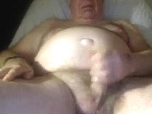 Grandpa stroke on cam 5
