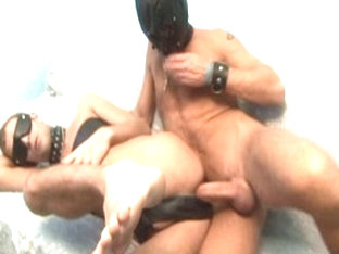Horny male pornstar in exotic blowjob, domination gay xxx scene