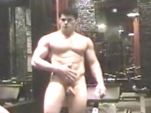 Crazy male in horny voyeur, hunks gay adult video