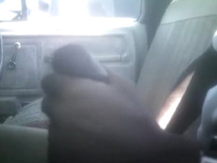 Driving And Jerkingoff My Dick