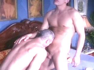 Incredible male pornstar in crazy blowjob, rimming homosexual xxx video