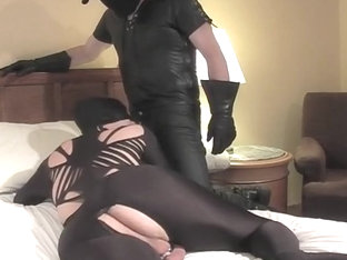 Spandex Spanking And Suckking #5