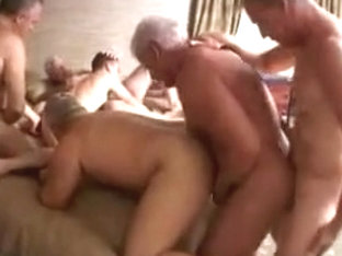 Fabulous amateur gay clip with Big Dick, Group Sex scenes
