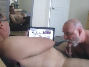 Another cock-sit and cock-suck with