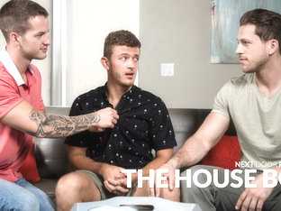Quentin Gainz & Roman Todd & Tyler Carver in The House Boy - NextDoorStudios