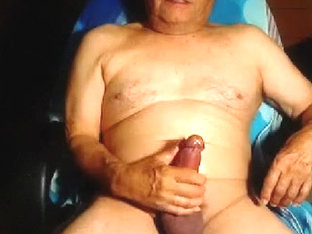 Sexy Hispanic Grandpa