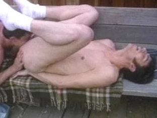 Best male pornstar in hottest masturbation, rimming homo adult scene
