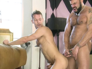 Darius Ferdynand And Rogan Richards - UKNakedMen