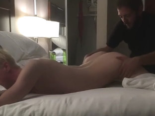 Canadian Exhibitionist Twink Evan Gets His Cute Ass Worked Over
