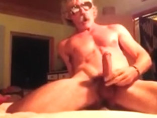 Str8 country mandy on the bed