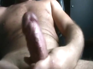 jerk off with poppers & unwashed smelly cock