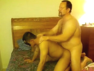 Daddy Ken Fucks Asian Baltimore Bottom Boy Vid 2
